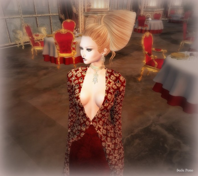 ANASTASIA DESIGNS - EMMA GOWN