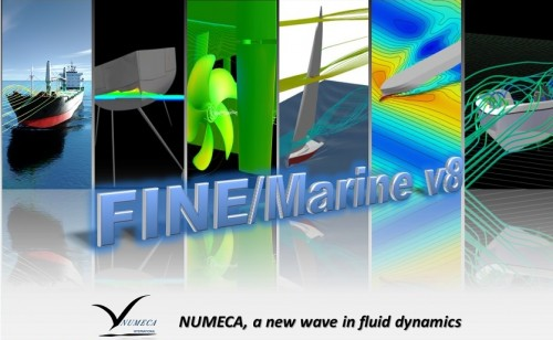 NUMECA Fine-Marine 8.2 full license
