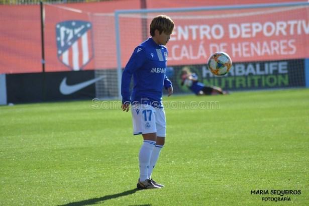 Atletico 4 - Depor Abanca 1