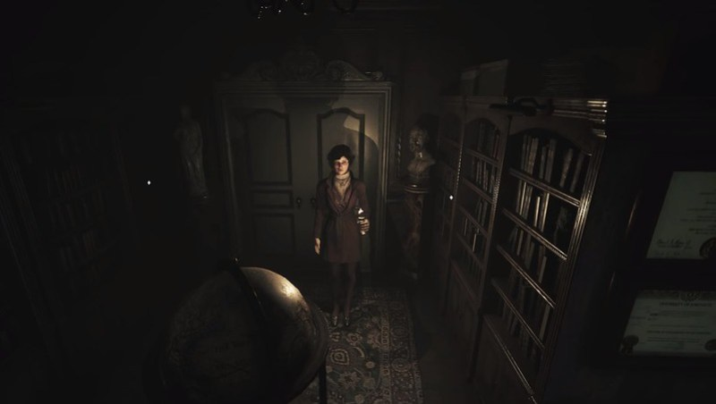Horrorlied Folge 1 - Sophie In The Library