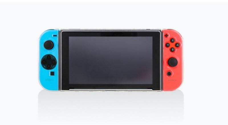 Kryt spínače Nintendo Nyko D-Pad