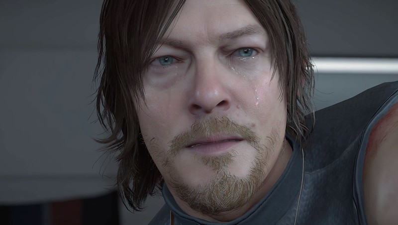 Death Stranding – Crying