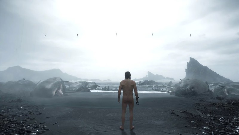 Death Stranding - Beach