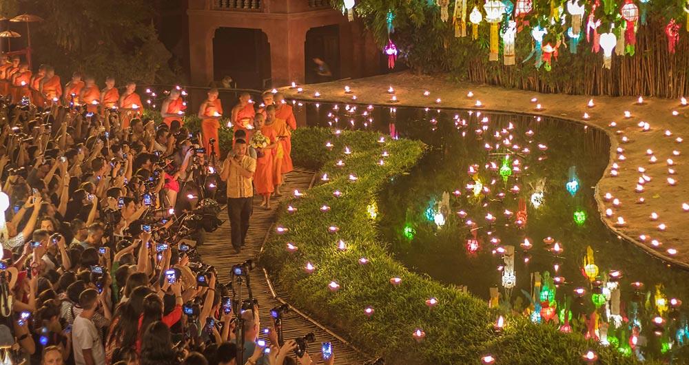 2019 Events Schedule – Chiang Mai Loy Krathong & Yee Peng Lantern Festivals