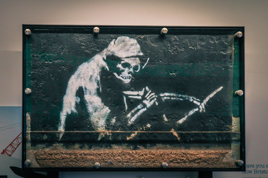 Grim Reaper, Banksy