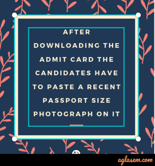 FMGE December Admit Card 2020