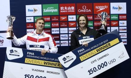 Swim Stats | I Numeri della FINA World Cup 2019
