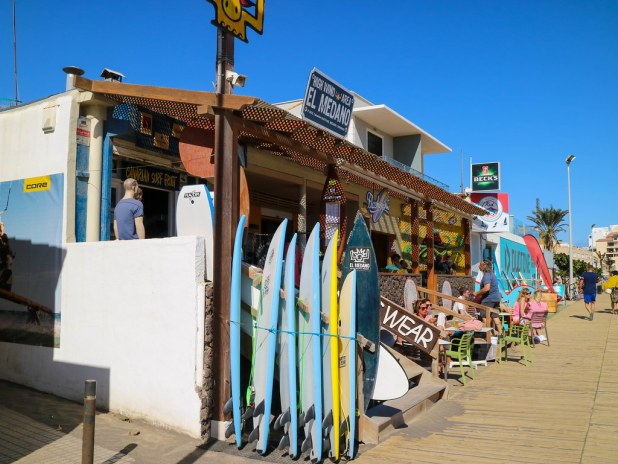 Empresa de Windsurfing en Tenerife