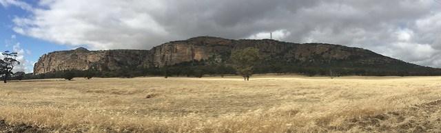 Cloudy Arapiles