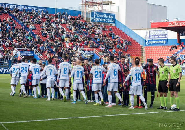 Extremadura 2-0 Dépor