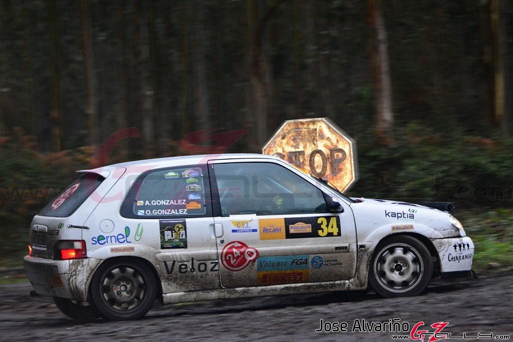Rally Mariña Lucense 2019 - Jose Alvariño