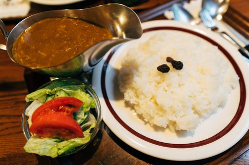 Curry at Caraway, Kamakura, Japan