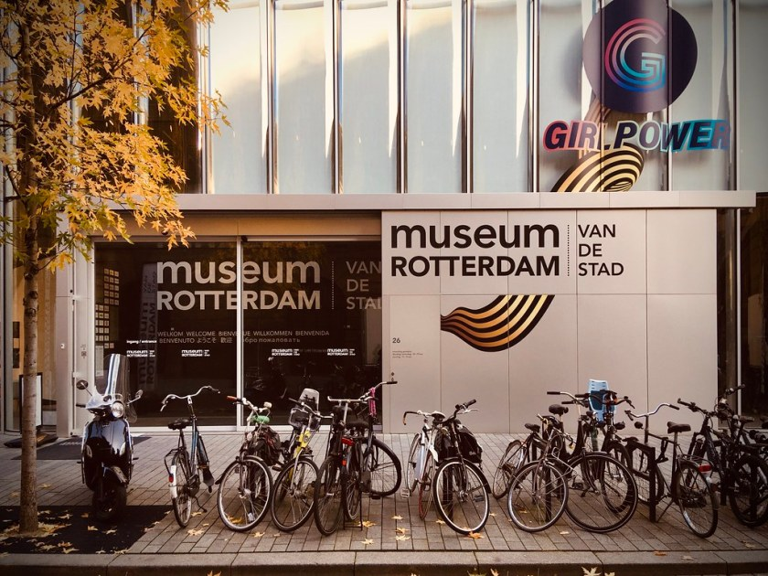 Rotterdam Daily Photo: Visit the history of the city now!