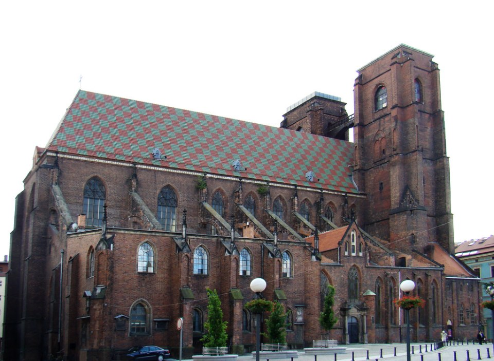 exterior Iglesia Santa Maria Magdalena de Breslavia Polonia 21