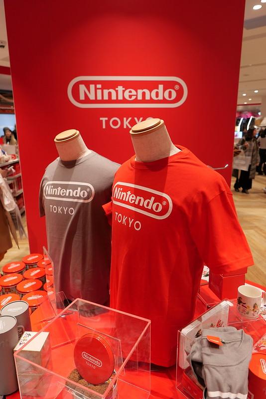 Nintendo Tokyo T-Shirt