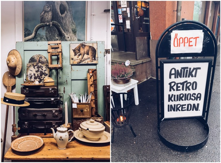 Prima gamla grejer second hand Eskilstuna  - reaktionista.se