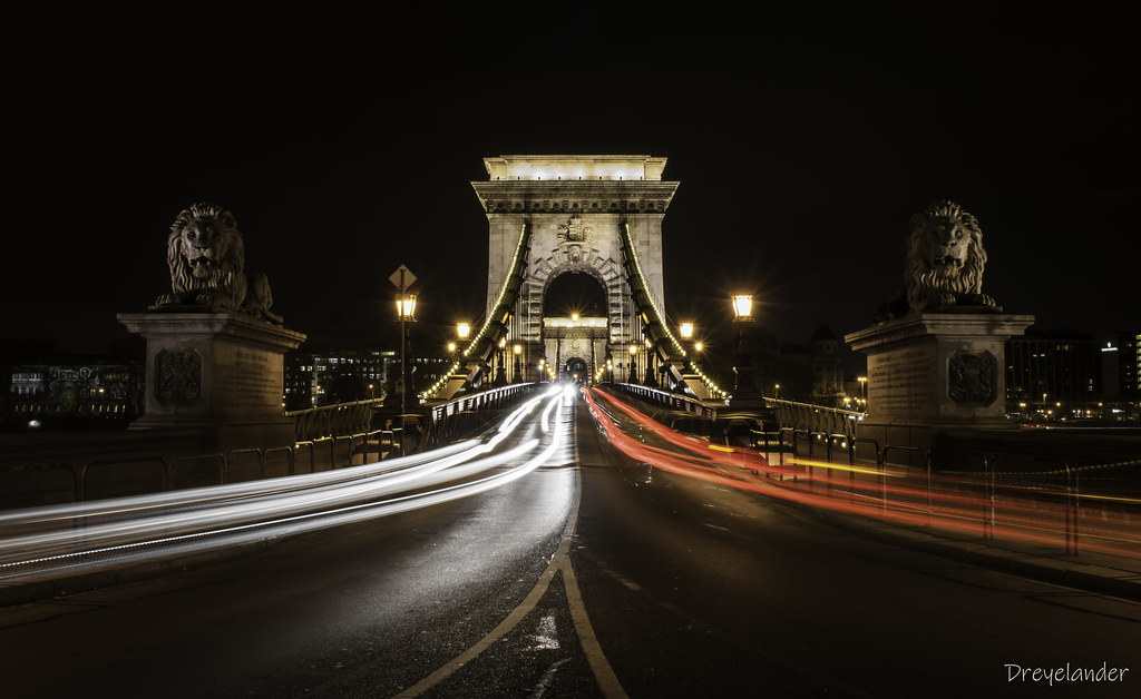 Chain Bridge Budapest - Reloaded