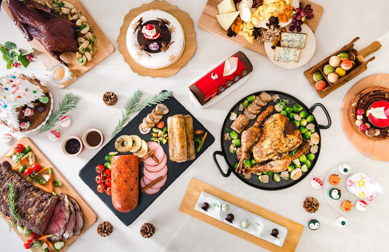 2019年12個最好的圣誕晚餐和外賣——譚芷君小姐亞博彩票