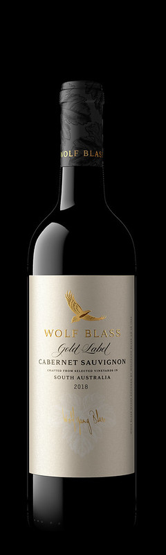 Wolf Blass Gold Label Cabernet Sauvignon 2018_Bottle Shot