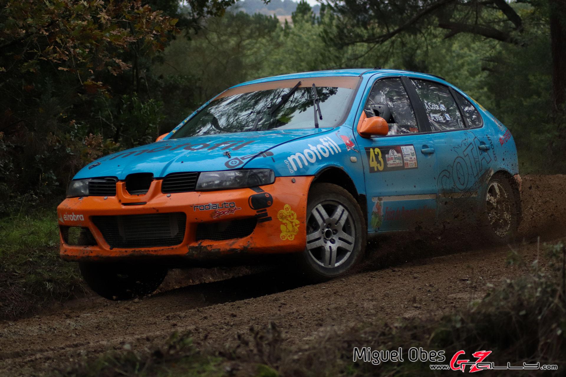 Rallymix de Barbadás - Miguel Obes