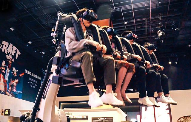 Robot VR 機械人大戰