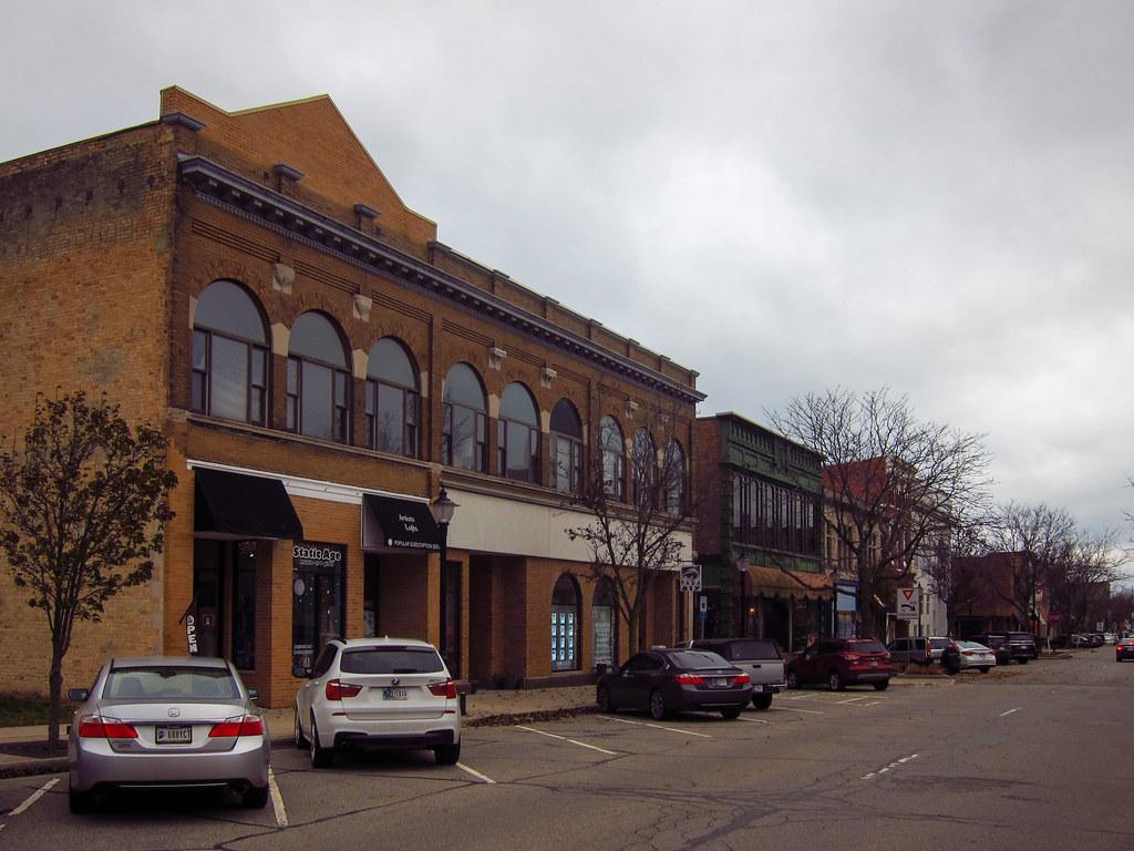 Michigan City Uptown Arts District