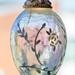 Egg-shaped bauble
