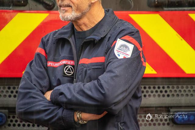 Toulouse : Effondrement d'un toit d'immeuble