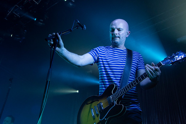 Shed Seven - O2 Academy Glasgow 29th November 2019