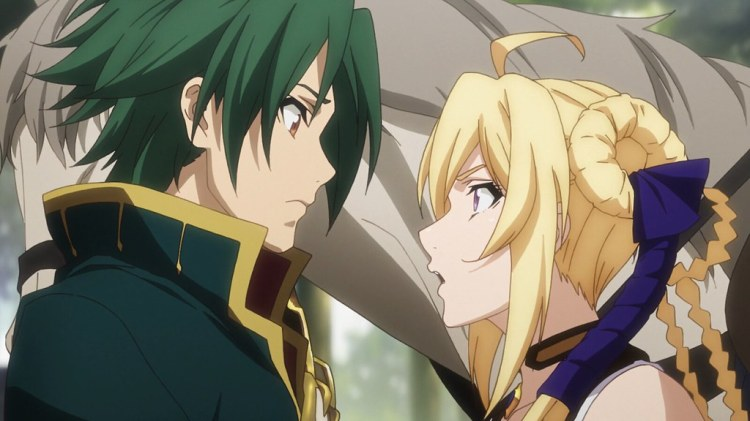 Record of Grancrest War Volume Two Theo Siluca