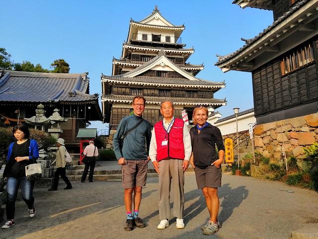 Takazaki gave us a great tour of Nakatsu by bryandkeith on flickr