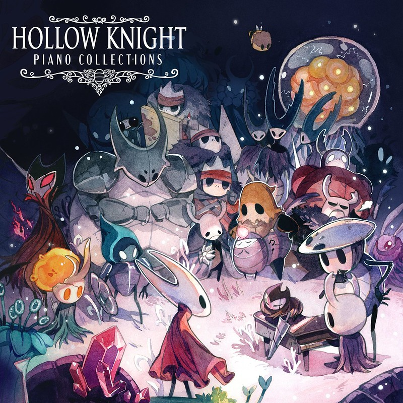Collections de Piano Hollow Knight