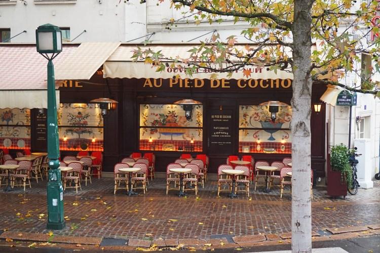 Brasserie Au Pied de Cochon, Paris