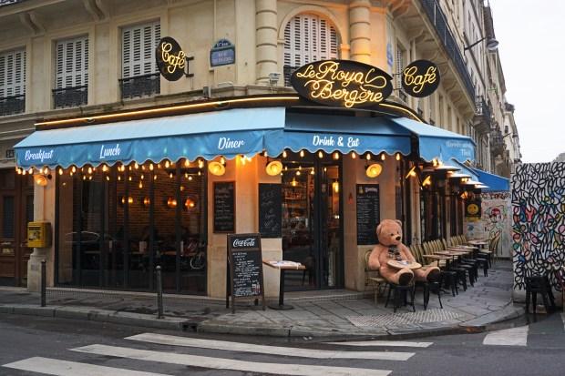 Le Royal Bergère Bistro, Paris