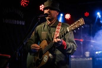 Steve Mason at The Boileroom in Guildford, UK on November 18th, 2019