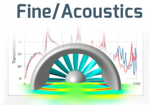 NUMECA FINE-Acoustics 8.1 full license