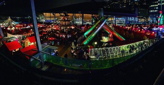 Another great year at the @vanchristmas market #vanchristmas