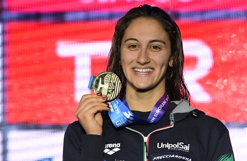 EuroSwim 2019 Glasgow   Italia campione d'Europa, seconda nel medagliere