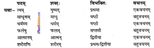 UP Board Solutions for Class 8 Sanskrit Chapter 15 गीतावचनामृतानि 2