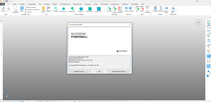 Programming with Autodesk PowerMill Ultimate 2020.2 x64 full license