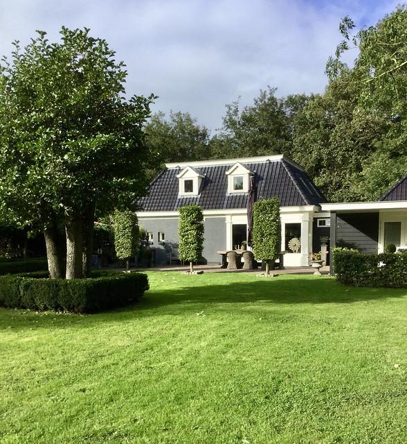 Friese woonboerderij landelijk