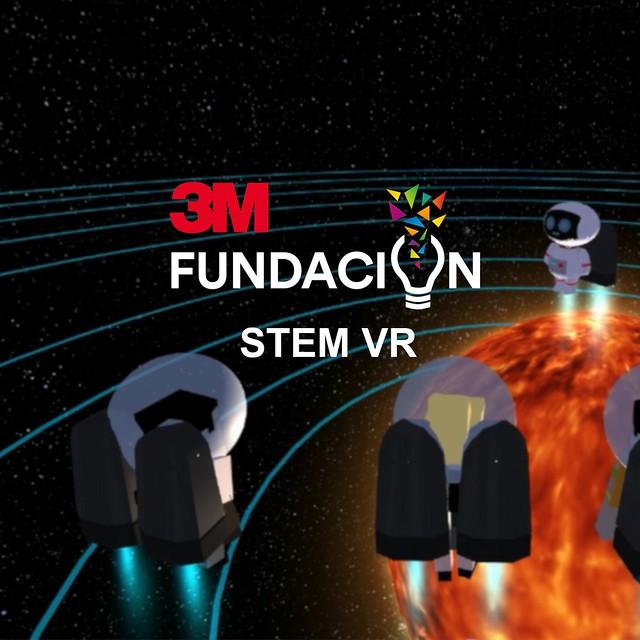 3M Spain Foundation - Stem+VR