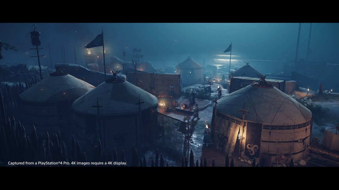 Ghost of Tsushima Release Date Trailer 1