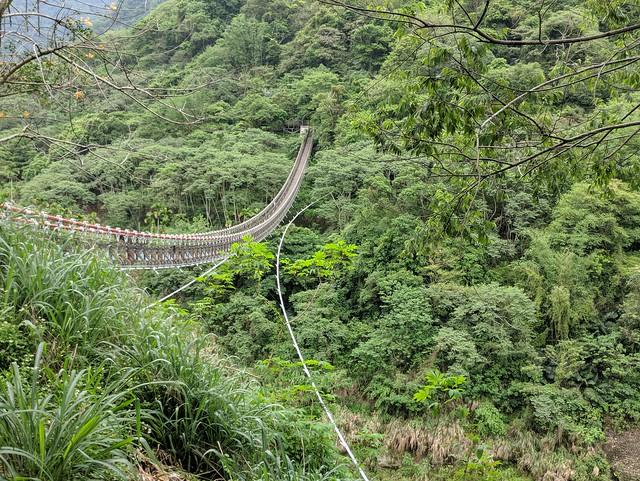 Fumei Suspension Bridge