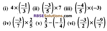 RBSE Solutions for Class 8 Maths Chapter 1 परिमेय संख्याएँ In Text Exercise-05