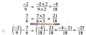 RBSE Solutions for Class 8 Maths Chapter 1 परिमेय संख्याएँ In Text Exercise-04g