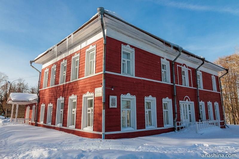 Дом-музей А.Ф.Можайского