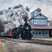 Pere Marquette 1225 Locomotive-Carland Michigan