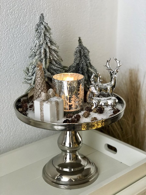 Riviera Maison etagere kerst