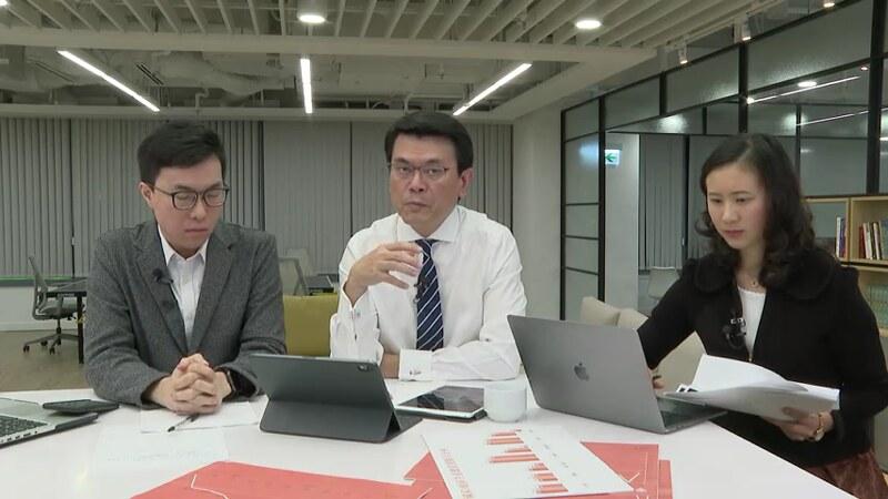 邱騰華直播僅百人收看 連番訓話斥「黃色經濟圈」畫地為牢 | 獨媒報導 | 香港獨立媒體網